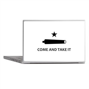 BATTLE OF GONZALES Laptop Skins