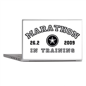 Marathon In Training Laptop Skins