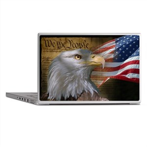 We The People Laptop Skins