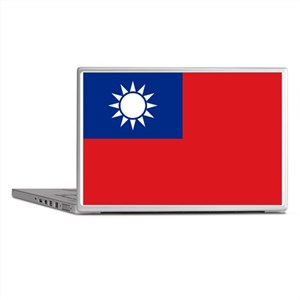 ROC flag Laptop Skins