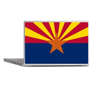 Arizona: Arizona State Flag Laptop Skins