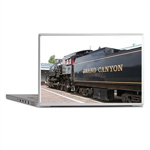 Grand Canyon Railway, Williams, Arizo Laptop Skins