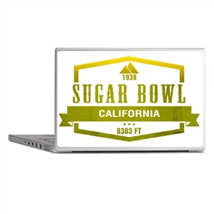 Sugar Bowl Ski Resort California Laptop Skins