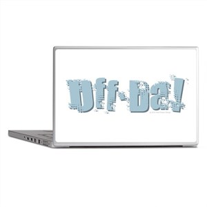 Uff Da Design Laptop Skins
