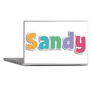 Sandy Laptop Skins