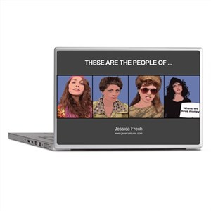 These Are The People of... Laptop Skins