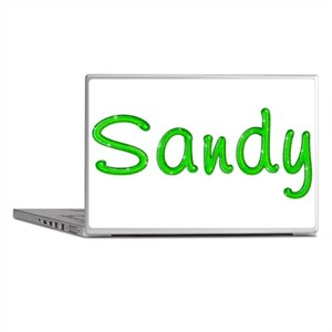 Sandy Glitter Gel Laptop Skins