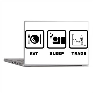 Forex / Stock Trader Laptop Skins