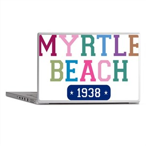 Myrtle Beach 1938 W Laptop Skins