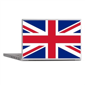 Union Jack Laptop Skins