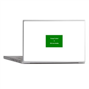 keepcalmcafe Laptop Skins