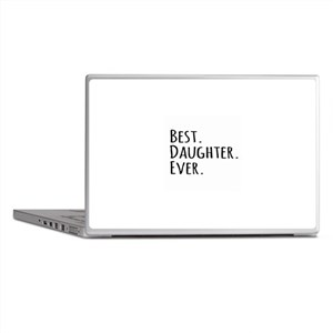 Best Daughter Ever Laptop Skins