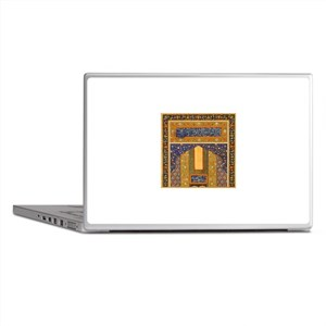 Vintage Islamic art Laptop Skins