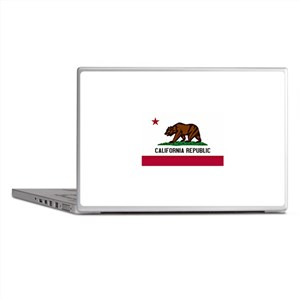 California Flag Laptop Skins