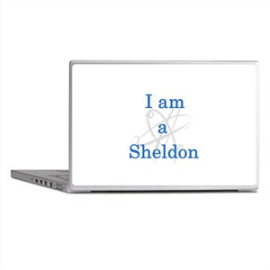 I am Sheldon Laptop Skins