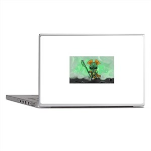 Robot Overlord Laptop Skins