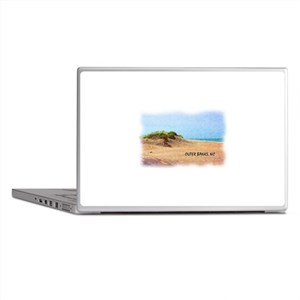 Outer Banks Dune, NC Laptop Skins