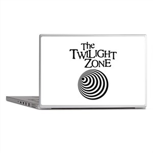 Twilight Zone Laptop Skins