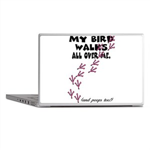 My Bird Walks... Laptop Skins