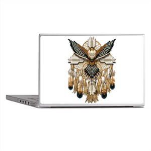 Aplomado Falcon Dreamcatcher Laptop Skins