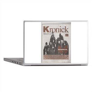 KRONICK MAGAZINE WU TANG CLAN COVER 2 Laptop Skins