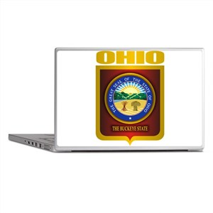 Ohio State Seal (B) Laptop Skins
