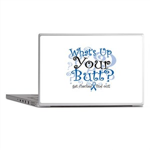 What's Up Your Butt? Laptop Skins