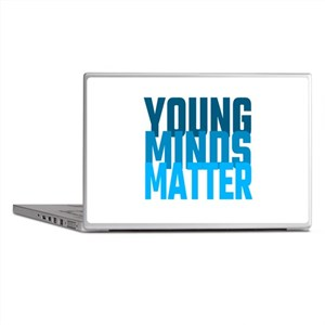 Young Minds Matter Laptop Skins