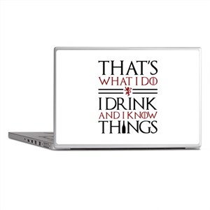 That's What I Do Laptop Skins