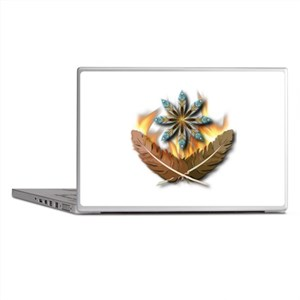 Native Feathers Laptop Skins