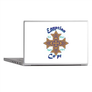 Egyptian Copt Laptop Skins