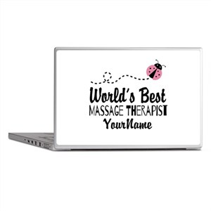 World's Best Massage Therapist Laptop Skins