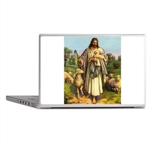 The Life ofJesus Laptop Skins