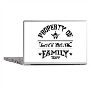 Family Property Laptop Skins