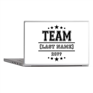 Team Family Laptop Skins