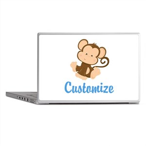 Custom Monkey Laptop Skins