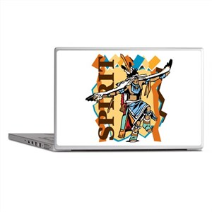 Native American Spirit Dance Laptop Skins
