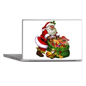 Santa Claus! Laptop Skins