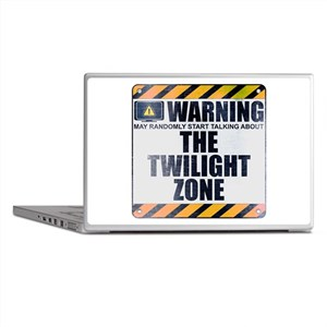 Warning: The Twilight Zone Laptop Skins