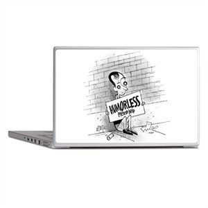 Humorless Laptop Skins