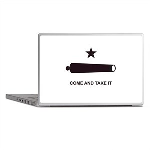 """GONZALES FLAG"" Laptop Skins"