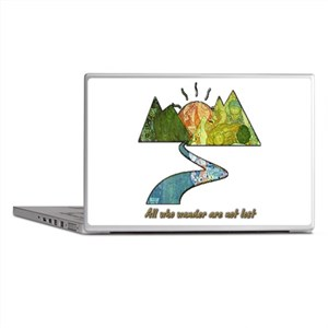 Wander Laptop Skins