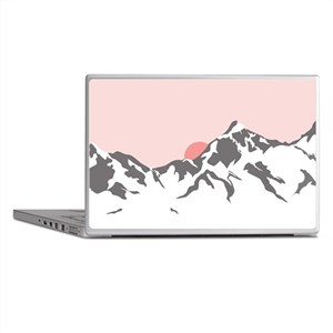 Mountain Sunrise Laptop Skins
