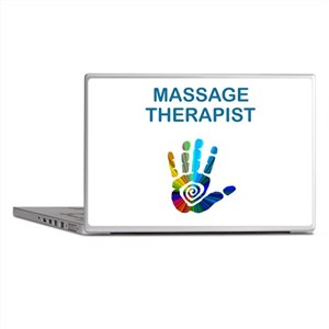 MASSAGE THERAPIST Laptop Skins