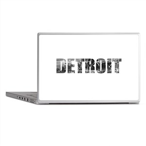 Detroit Skyline Laptop Skins