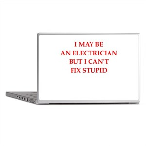 electrician Laptop Skins