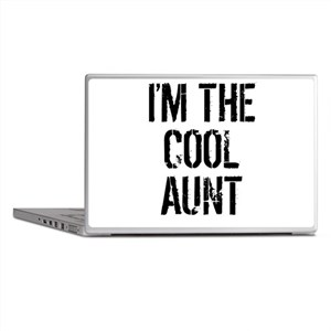 I'm The Cool Aunt Laptop Skins