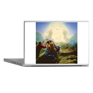 The Transfiguration of Jesus Laptop Skins