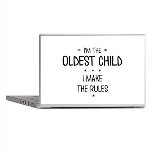 OLDEST CHILD 3 Laptop Skins