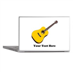 Guitar Personalized Laptop Skins